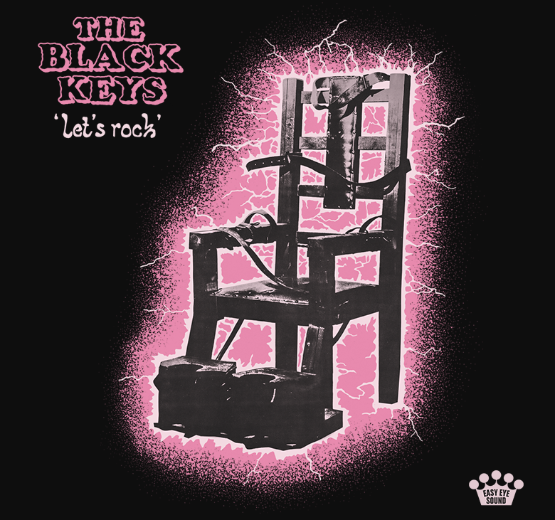 the black keys let s rock album cover