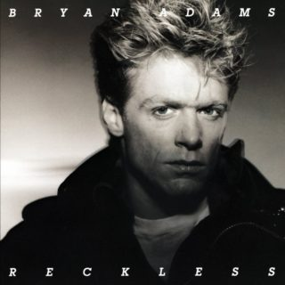 Bryan Adams Reckless album cover