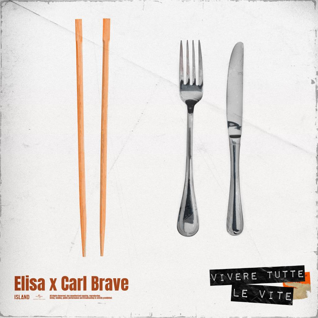 Vivere Tutte Le Vite - Elisa & Carl Brave