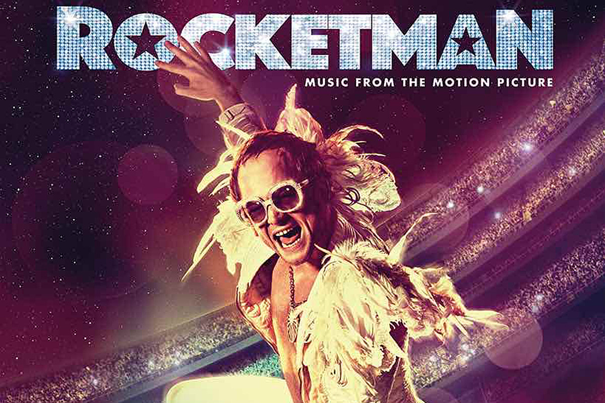 Elton John Rocketman film soundtrack