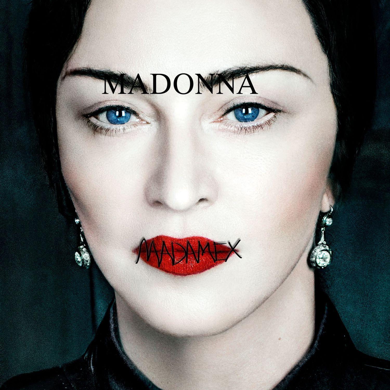 Madonna Madame X album cover