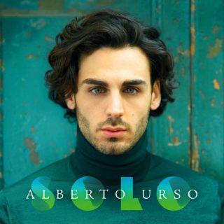 alberto urso solo album cover
