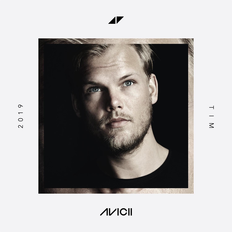 AVICII TIM Album 2019 cover
