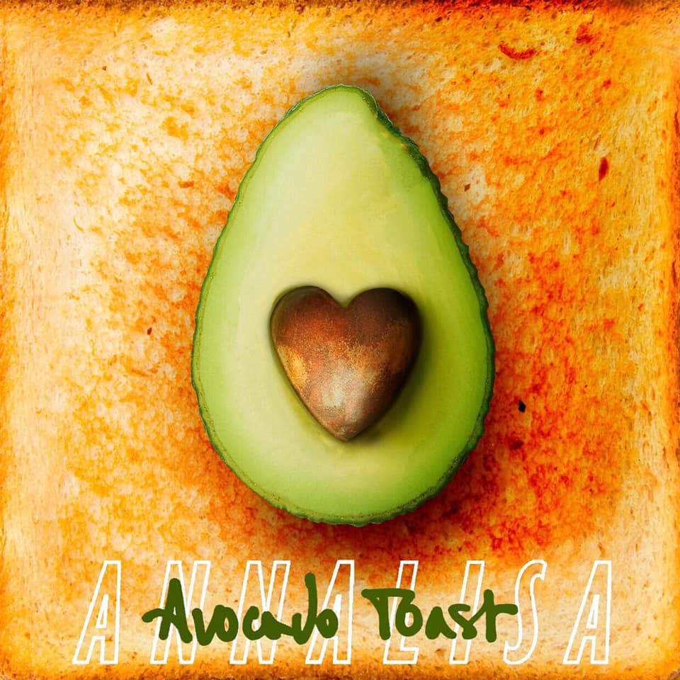 Annalisa Avocado Tast cover