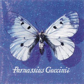 Francesco Guccini Parnassius Guccinii Copertina disco