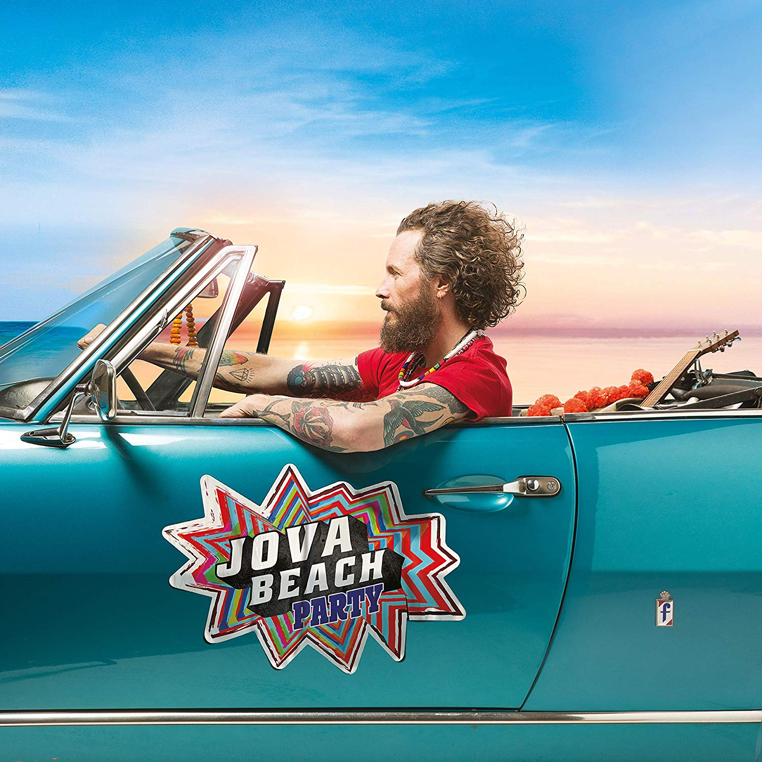 Jovanotti Jova Beach Party album cover