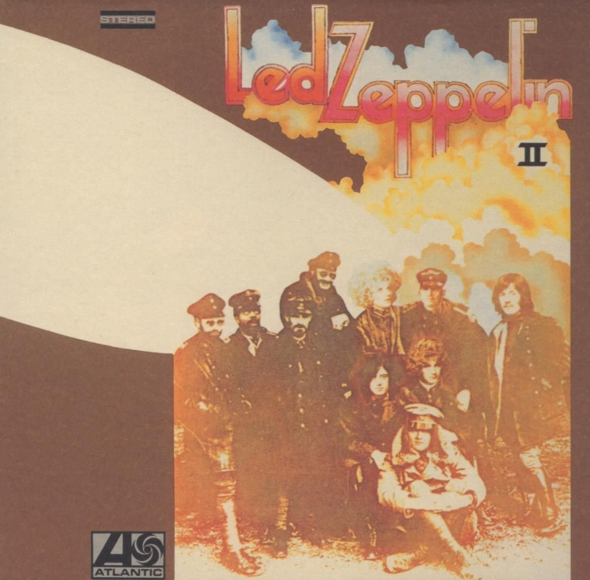What Is and What Should Never Be - Led Zeppelin II album cover