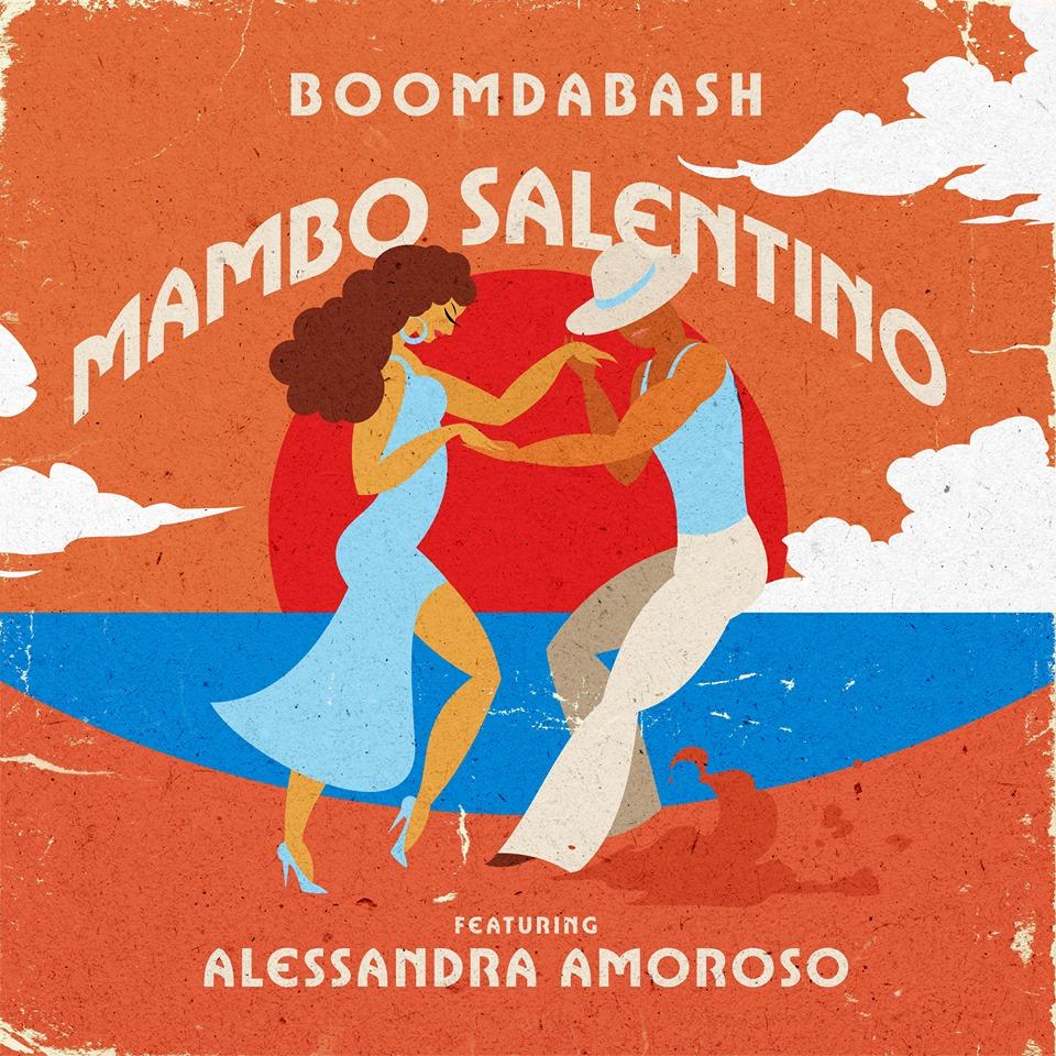 Mambo Salentino, Boomdabash ft Alessandra Amoroso