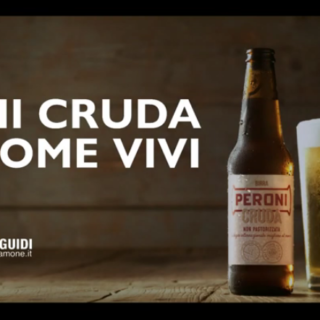 Canzone spot peroni cruda estate 2019
