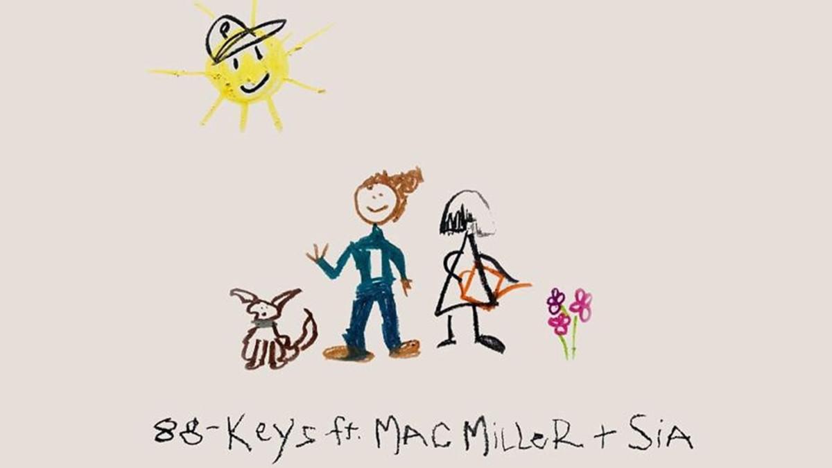 That's Life - 88-Keys, Sia e Mac Miller