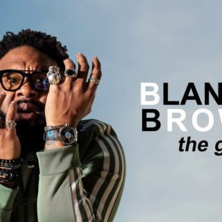 The Git Up - Blanco Brown testo e traduzione