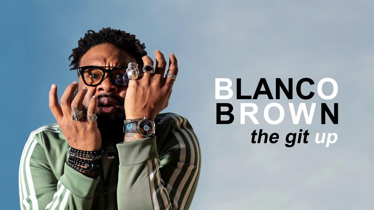 The Git Up - Blanco Brown testo e traduzione