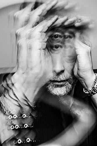 Thom Yorke Amina album cover 01