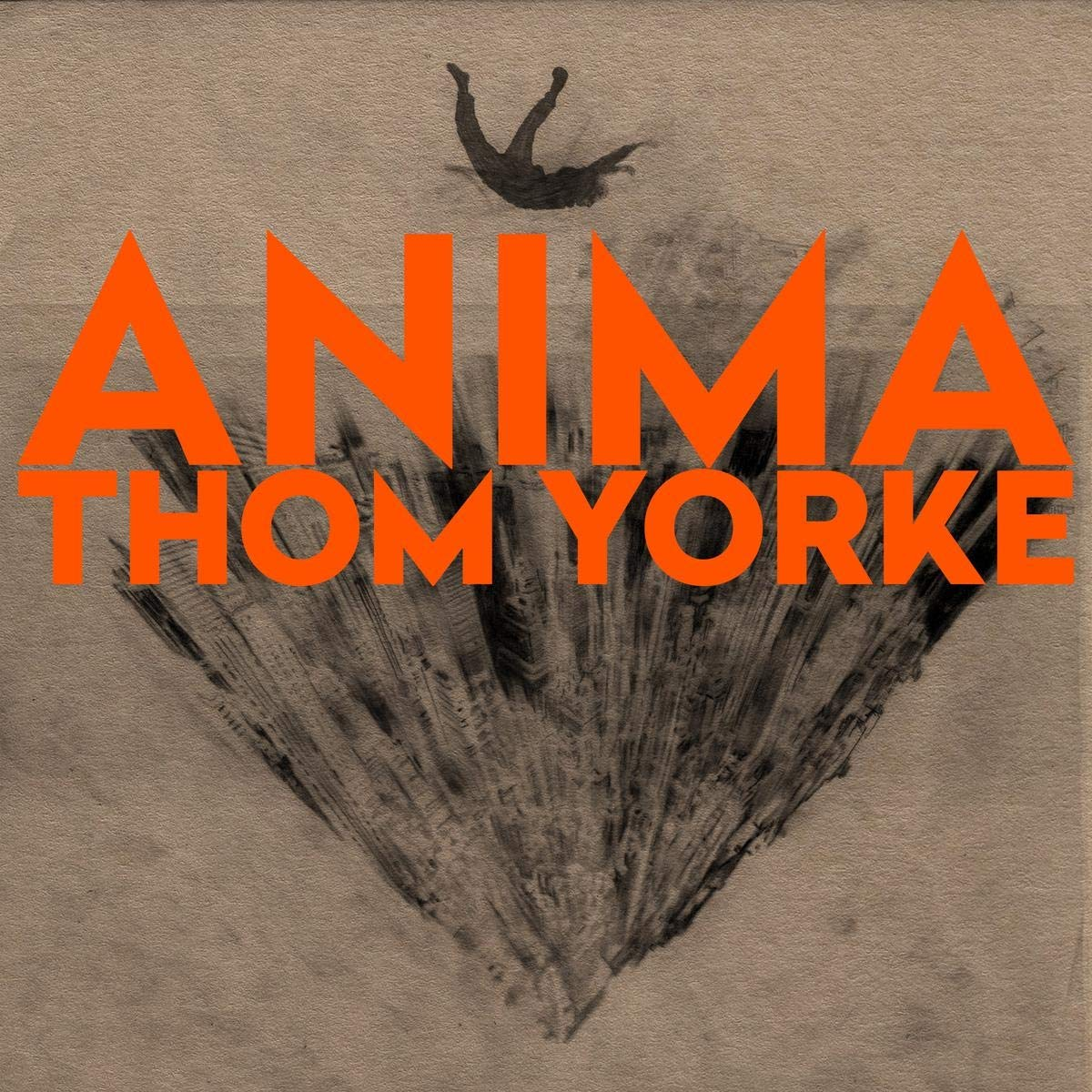 Thom Yorke Amina album cover front