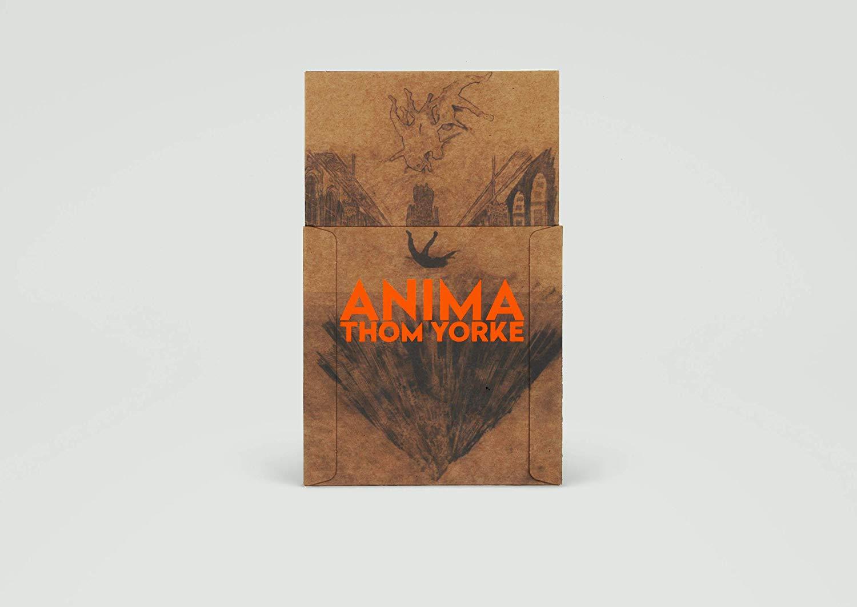 Thom Yorke Amina album cover