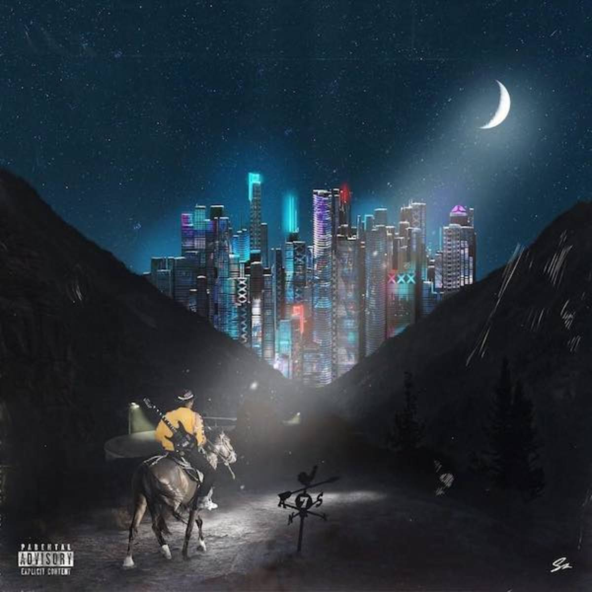 Lil Nas X - 7 Ep cover