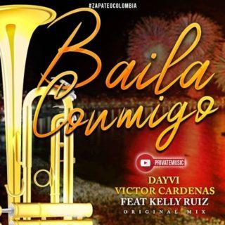 Baila Conmigo - Dayvi & Victor Cardenas testo e traduzione