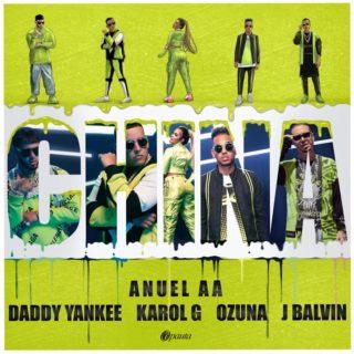 China by Anuel AA Daddy Yankee J Balvin Ozuna Karol G
