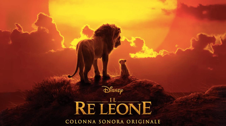 Il Re Leone colonna sonora L'amore è nell'aria stasera
