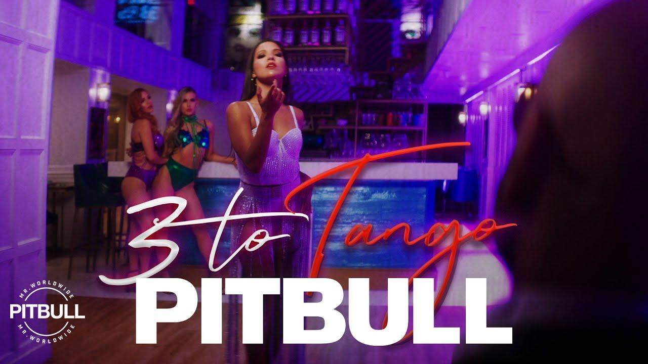 3 to Tango - Pitbull - Testo e Traduzione