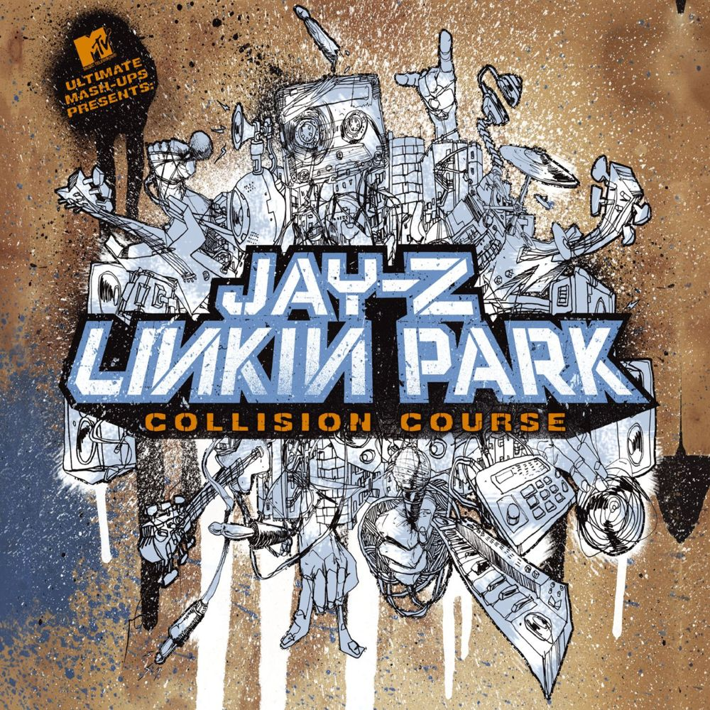 Collision Course Jay-Z e Linkin Park artwork