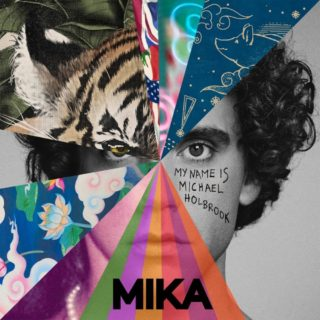 Mika My Name Is Michael Holbrook artwork album 2019