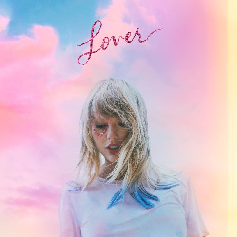 Taylor Swift Lover Album 2019 cover