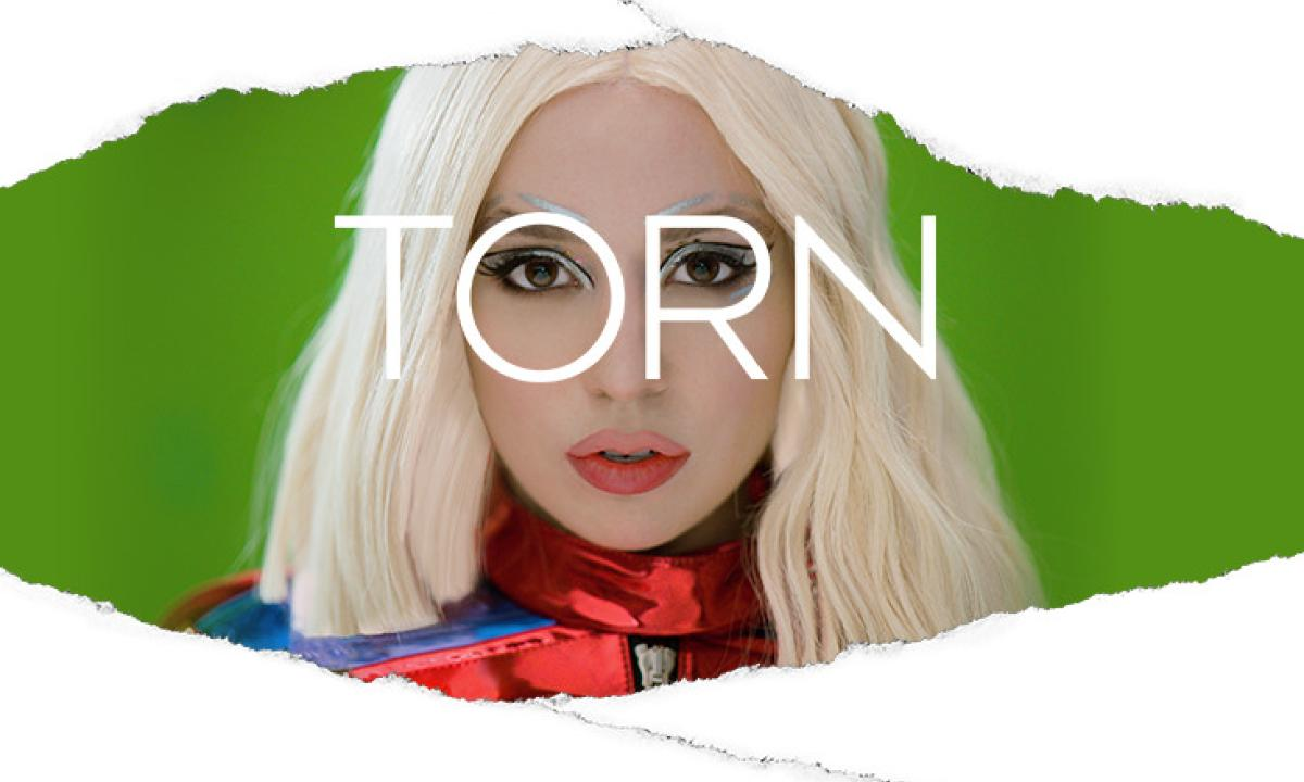 Ava Max Torn cover