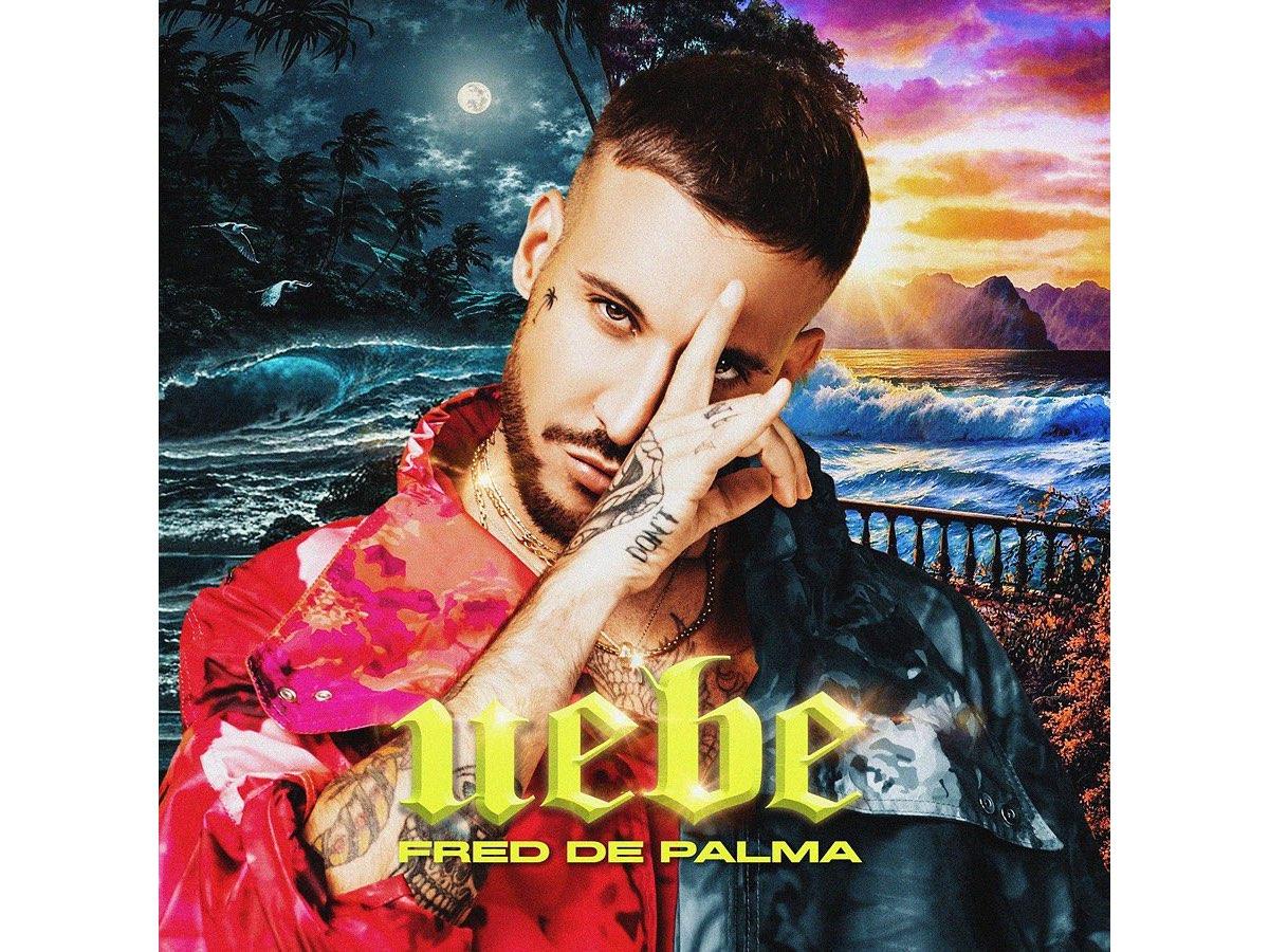 Fred De Palma Uebe Album 2019 cover