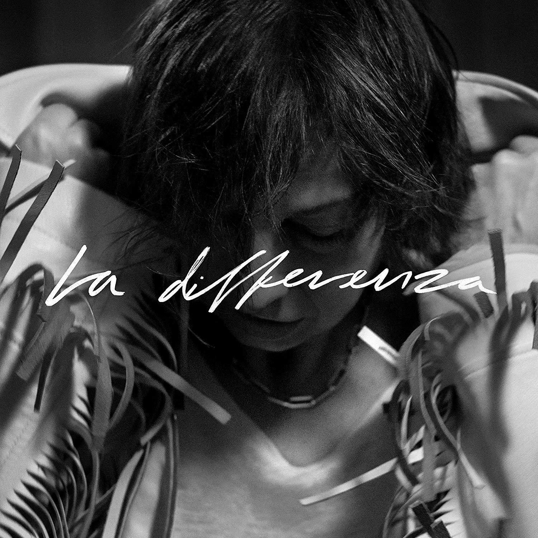 La differenza - Gianna Nannini album 2019 copertina