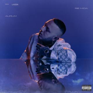 Lazza Re Mida (Aurum) copertina album 2019