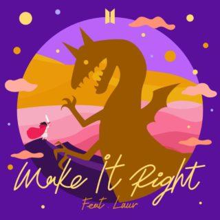Make It Right (Remix) - BTS Feat Lauv