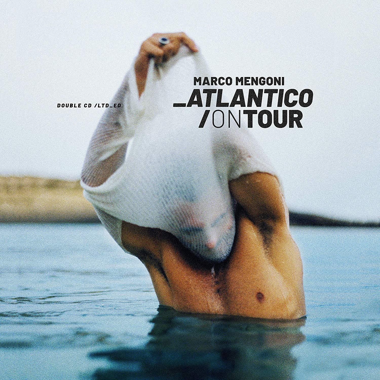 Marco Mengoni Atlantico On Tour Album 2019 cover