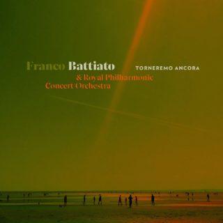 Torneremo ancora - Franco Battiato album 2019 copertina