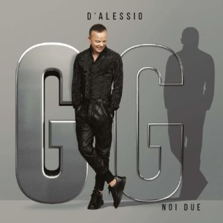 gigi d'alessio noi due album 2019 cover