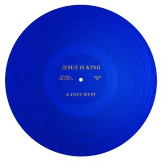 jesus is king kanye west album 2019 cover