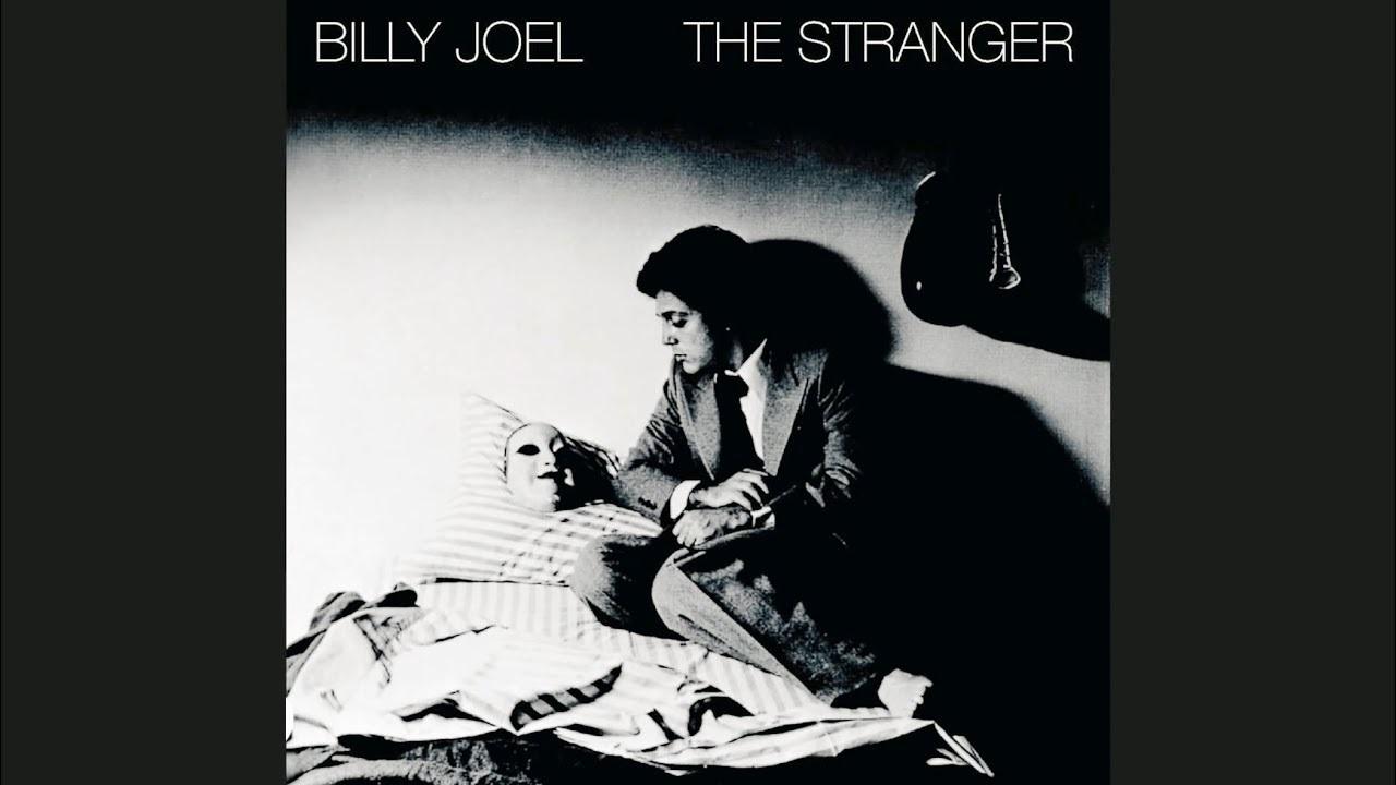 Billy Joel The Stranger album cover