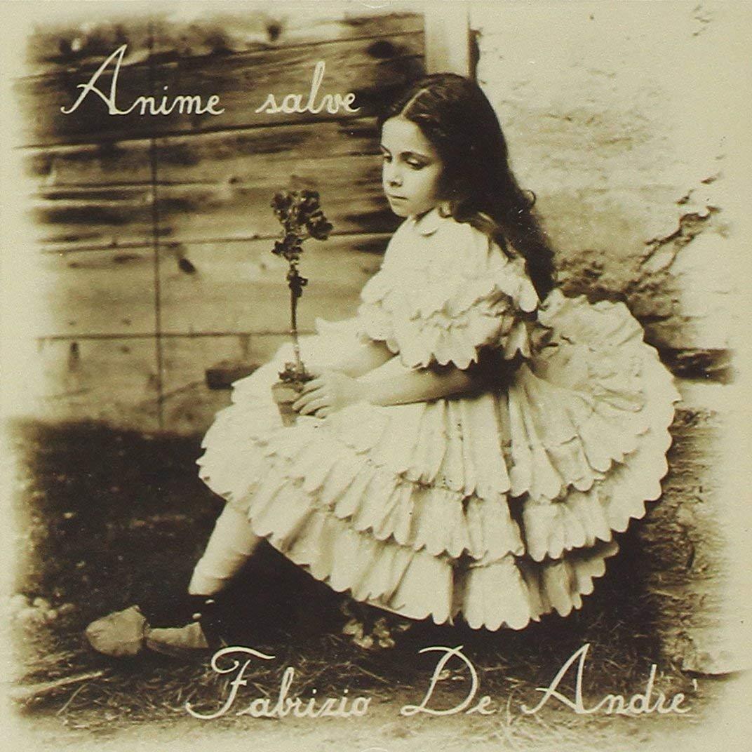 Fabrizio De André Anime Salve album cover