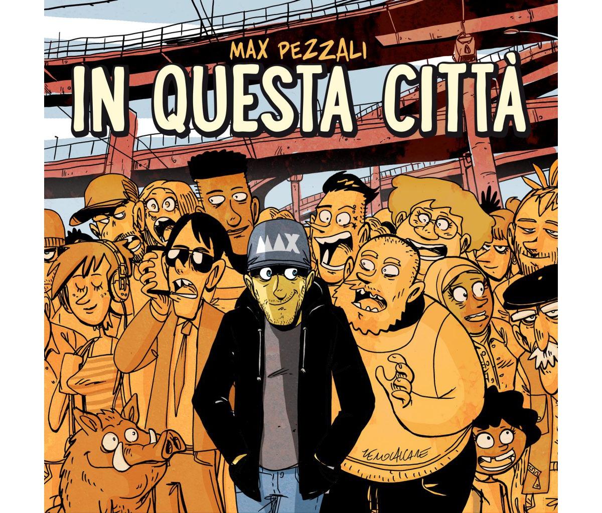 In questa città - Max Pezzali cover zerocalcare