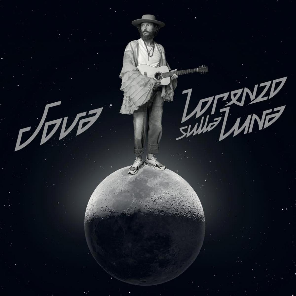 Jovanotti Lorenzo sulla luna album 2019 copertina