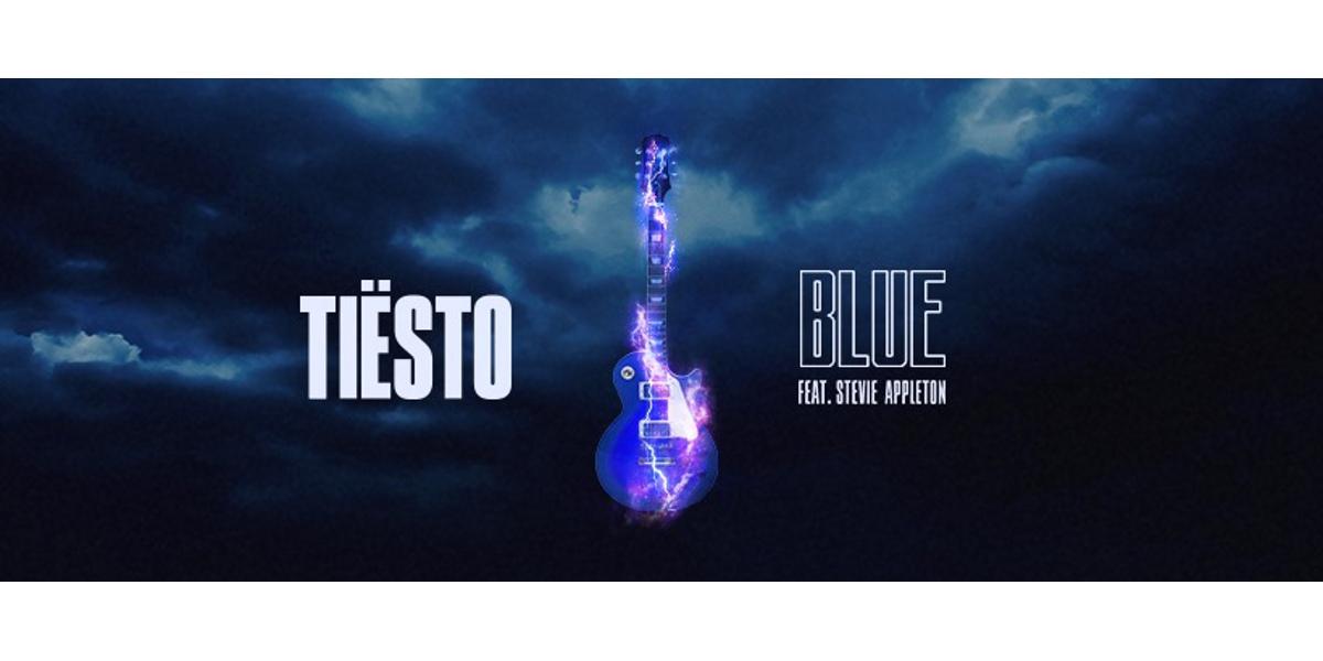 BLUE – Tiësto ft. Stevie Appleton - Con Testo e Traduzione