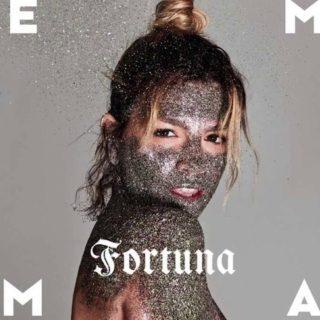 Luci Blu Emma Fortuna album 2019 copertina