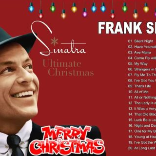 Frank Sinatra The Christmas Collection copertina