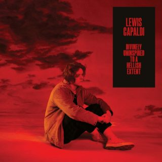 Lewis Capaldi Divinely uninspired to a hellish extent album cover
