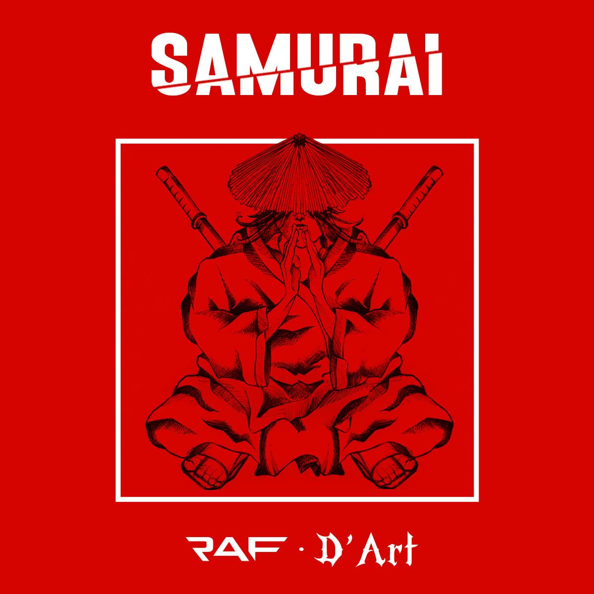Samurai - Raf feat D'Art con testo e significato