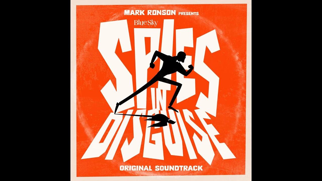 Spie sotto copertura canzoni colonna sonora