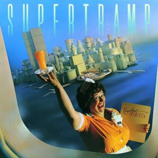Goodbye Stranger Supertramp Breakfast in America album cover