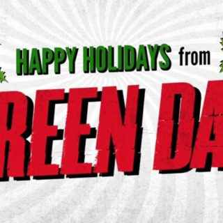 xmas time of the year green day