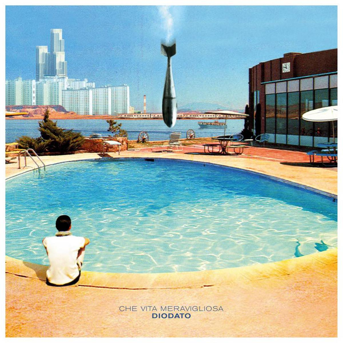 Che Vita Meravigliosa Diodato Album 2020 copertina