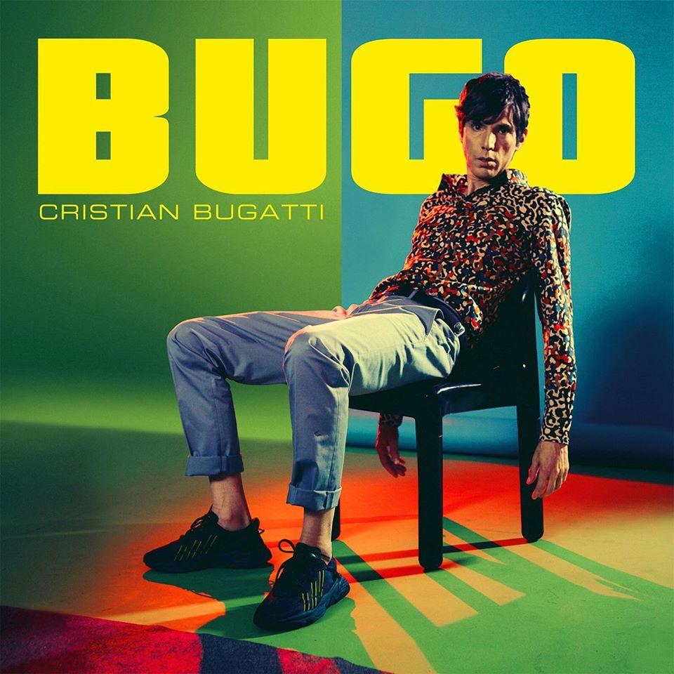 Cristian Bugatti Bugo album 2020 copertina